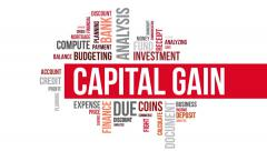 Capital Gain. Two different angels. Alpha matte. Stock Footage