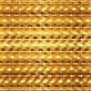 Abstract golden background - stock illustration