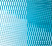 Blue background with grid strips texture pattern Stock Illustration