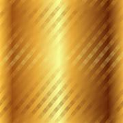Golden abstract background, may use for modern technology advertising - stock illustration
