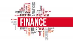 Finance. Two different angels. Alpha matte. Stock Footage