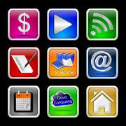 App set Stock Photos