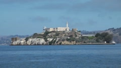San Francisco - Alcatraz (California) Stock Footage