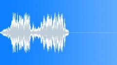 Little owl 3 Sound Effect