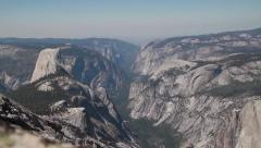 Yosemite Valley Stock Footage