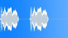 Eurasian wren 2 - sound effect