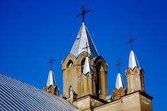 The Roman Catholic Church. Belarus Stock Photos