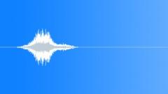 Fast Swoosh 85 - sound effect