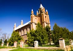 the Roman Catholic Church. Belarus - stock photo