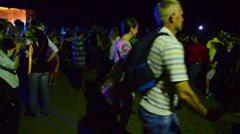Ivan Kupala's holiday, July, summer. Ukraine. Stock Footage