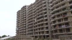 Multi story buildings/ Sky-scrapers 2 Stock Footage