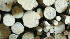 Wood Texture Background Stock Footage