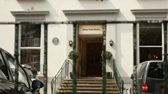Abbey Road studios, London Stock Footage