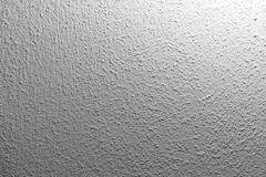 plastered wall - stock photo