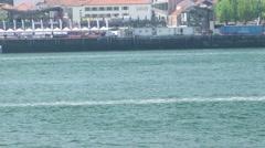 Powerboat F4 trainings - stock footage