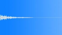 Trash Pong Snare Sound Effect