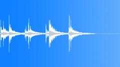4 Claps - sound effect