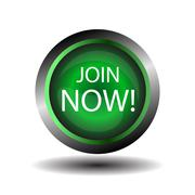 Stock Illustration of Join now button