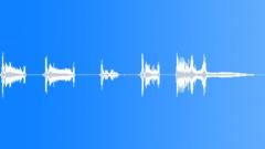 Sound fx - Toilet flush of, slow Sound Effect