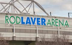Rod Laver Arena Stock Photos