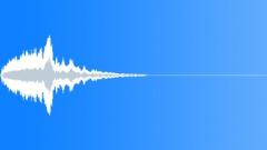 Dissonant horror chime 0001 Sound Effect