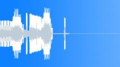 Short robot gibberish speak 0004 Sound Effect