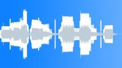 Short robot gibberish speak 0005 - sound effect