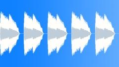 Two-tone siren loop 0002 - sound effect