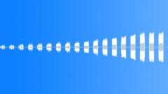 Noise stutter filter sweep 0001 Sound Effect