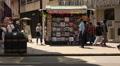 Souvenir shop in London HD Footage