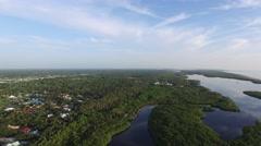 SE Jimmy Graham Park Hobe Sound FL 3 Stock Footage