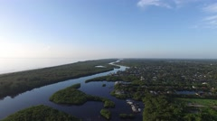 SE Jimmy Graham Park Hobe Sound FL 4 Stock Footage