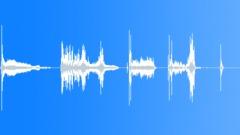 Tiolet fx, 5 versions, flush of - sound effect
