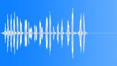 Female orgasm - fast - sound effect