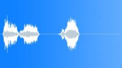 Werewolf growls - sound effect