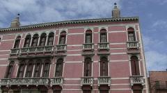 Architecture Venice Stock Footage