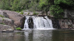 Linville Falls 01 Stock Footage