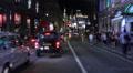 Regent Street at night Footage