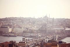 Cityscape of Istanbul, Turkey Kuvituskuvat