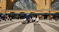 King's cross, London HD Footage