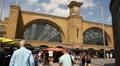 King's cross train station, London Footage