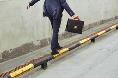 Equilibrium - stock photo