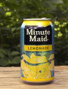 Minute Maid lemonade - stock photo