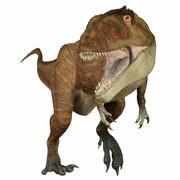 Carcharodontosaurus Carnivore - stock illustration