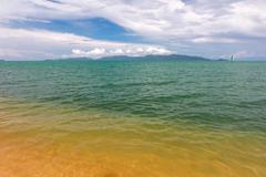 Paradise beach. Koh Samui, Thailand - stock photo