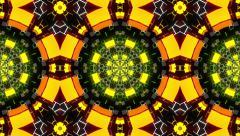 VJ Loop Kaleidoscope 10 - stock footage