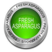 Fresh asparagus button Kuvituskuvat