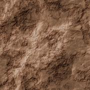 Artificial eroded rock texture or background - stock illustration