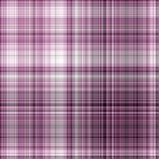 Groovy gingham texture in violet spectrum - stock illustration