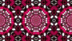 VJ Loop Kaleidoscope 16 - stock footage